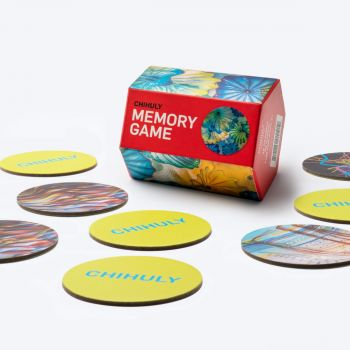 Chihuly Pure Imagination Memory Game
