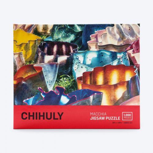 Chihuly Pure Imagination Macchia Jigsaw Puzzle