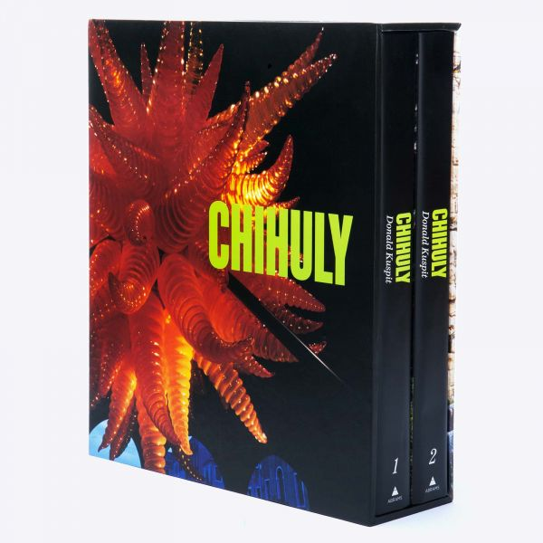 Chihuly, Volumes 1 & 2 Set, 1968-2014