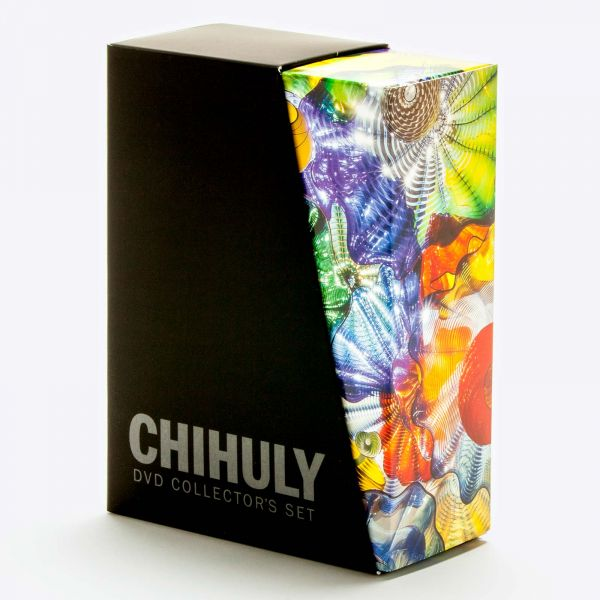 Chihuly DVD Collector's Set