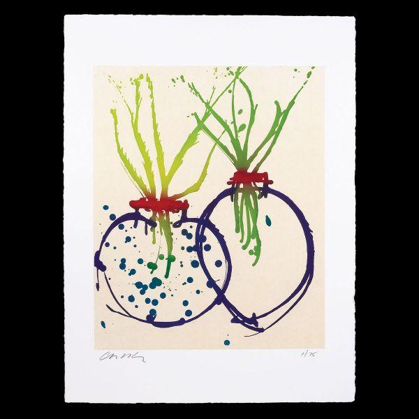 Ikebana Pals, Artist's Proof