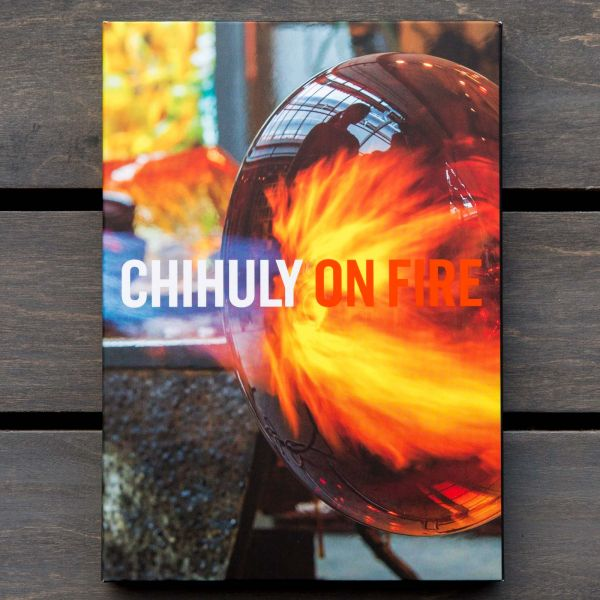 Chihuly: On Fire Note Card Set
