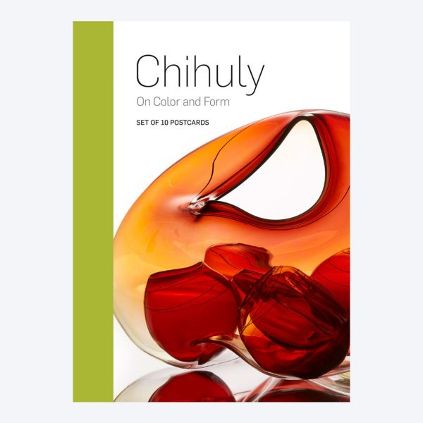 Chihuly: On Color and Form Postcard Pack
