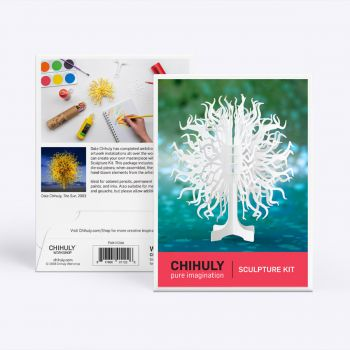 Chihuly Pure Imagination Sculpture Kit - Sun
