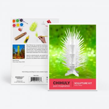 Chihuly Pure Imagination Sculpture Kit - Icicle Tower