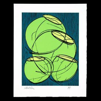 Lima Baskets, Artist's Proof