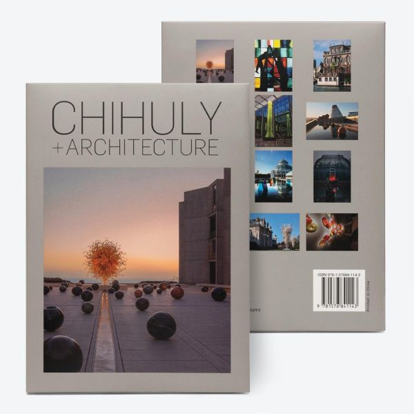 Chihuly and Architecture Note Card Set
