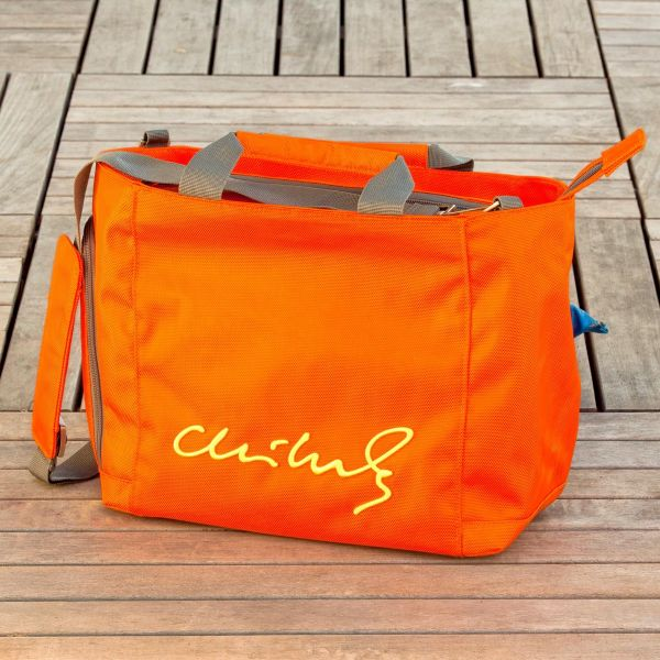 Chihuly Large Carry-on - Orange