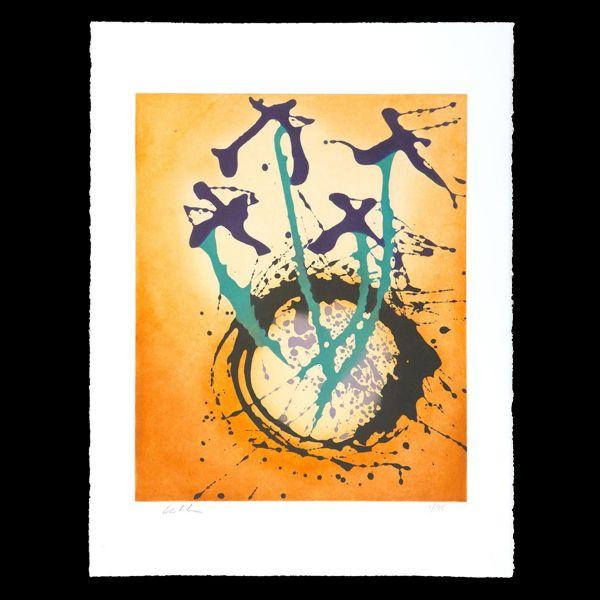 Crisscross Ikebana