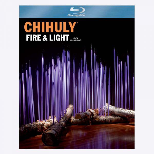 Chihuly Fire & Light Blu-Ray