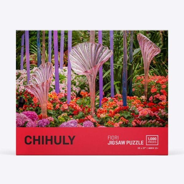 Chihuly Pure Imagination Fiori 1000-Piece Puzzle